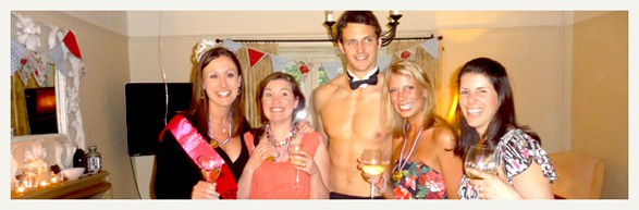 Bournemouth naked butler, Bournemouth naked butlers